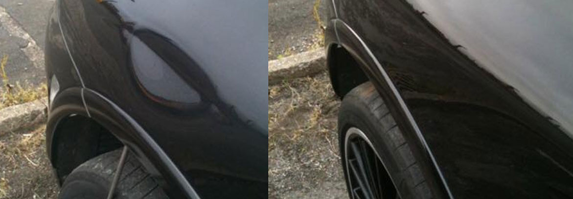 Dent removal Chesterfield